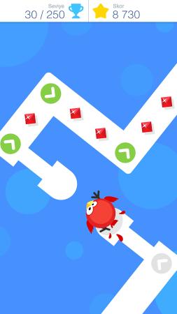 Zıpla Yön Değiştir Android Oyunu Tap Tap Dash İndir