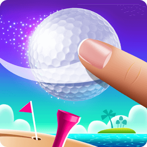 Golf Android Oyunu Golf Island
