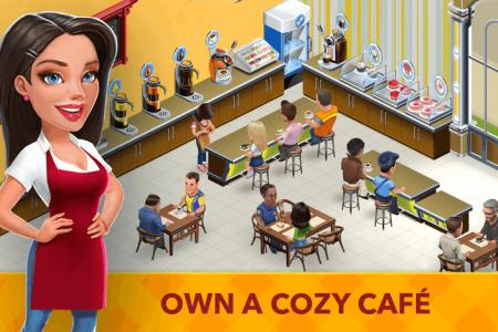 Cafe İşletme Android Oyunu