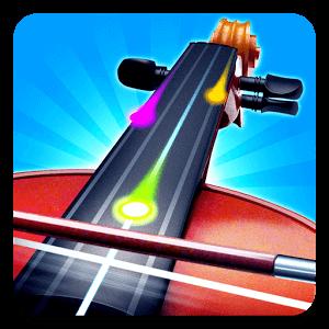 Android Keman Çalma Uygulaması - Keman Magical Bow (Violin)