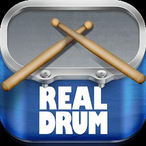Real Drum - Bateri - Android Bateri Çalma Programı