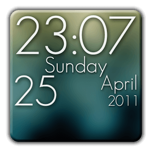 Super Clock Wallpaper Free (Android Saat Canlı Duvar Kağıdı)