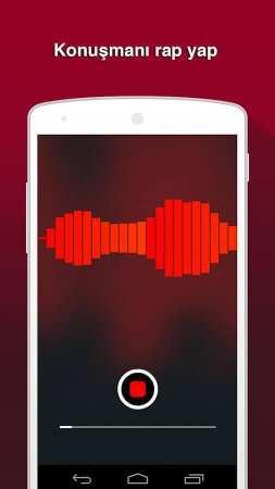 AutoRap (Konuştuğunuzu Otomatik Rap Müzik Yapma)