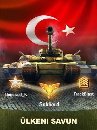 Tank Savaş Oyunu War Machines Android