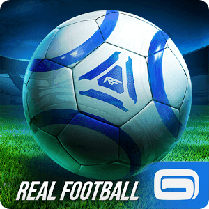 Real Football Gameloft Android Oyunu