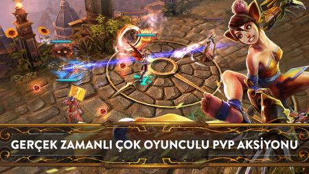 Vainglory Android MOBA Oyunu İndir