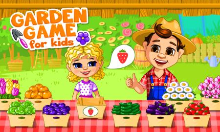 Çocuklar için Android Bahçe Oyunu İndir