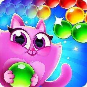Kediler İle Şeker Patlatma Androd Oyunu