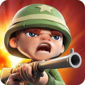Boom Force: Bedava Savaş Oyunu