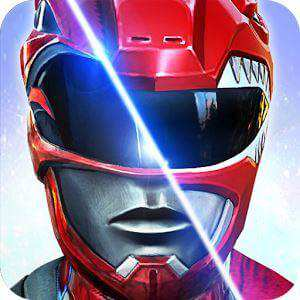 Power Rangers Android Oyunu