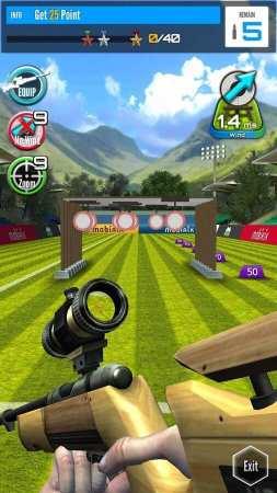 Kral Atıcılık Android Oyunu - Shooting King APK