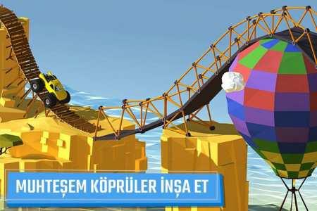 Köprü Kurma Android Oyunu Build a Bridge İndir