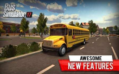 Otobüs Simülatör Android Oyunu - Bus Simulator 17