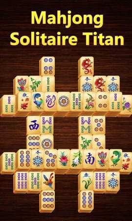Mahjong Titan Mobil Android Oyun