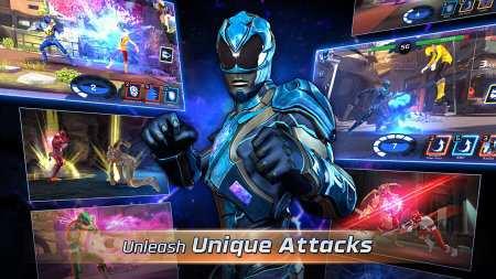 Power Rangers Android Oyunu