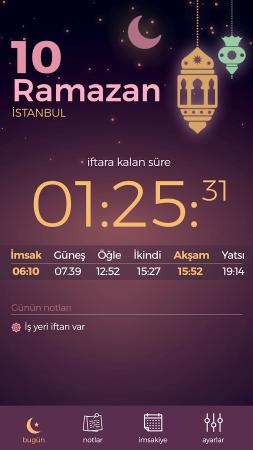 YENİ 2017 Ramazan İmsakiyesi Android