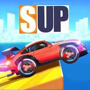SUP Çok Oyunculu Araba Yarış Oyunu