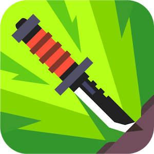 Bıçak Atma Android Oyunu Flippy Knife İndir