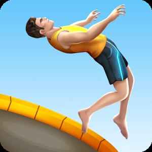 Trambolin Oyunu - Flip Master Apk Oyun İndir