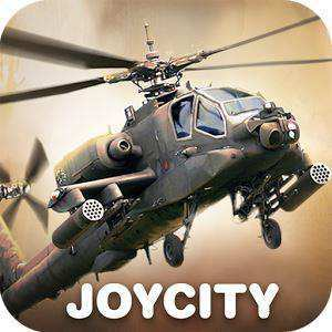 Gunship Battle Helicopter 3D icon