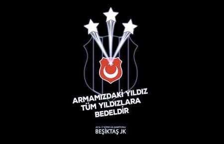 Beşiktaş 3 Yıldız Resimleri indir