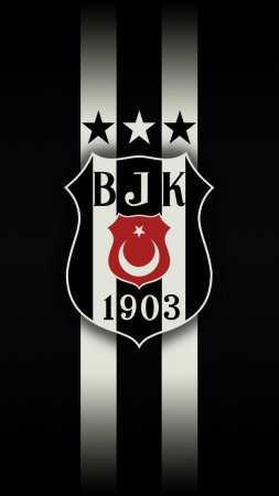 Beşiktaş 3 Yıldız Arma Resmi indir