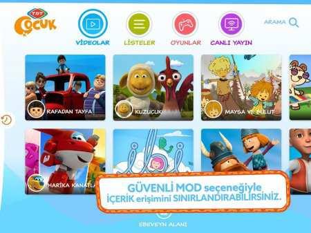 TRT Çocuk Oyun ve Uygulamaları APK İndir