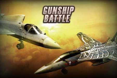 Gunship Battle Helicopter 3D Android Oyun indir