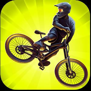Aksiyonu Bol Bisiklet Yarış Oyunu Bike Mayhem Mountain Racing APK İndir