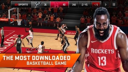 NBA LIVE Mobile Basketball Android Oyun İndir