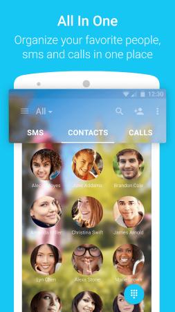 Contacts+ apk indir icon