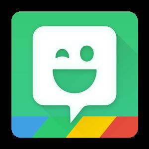 Bitmoji emoji apk icon