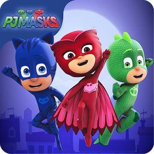 PJ Masks: Moonlight Heroes APK icon