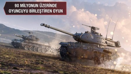 World of Tanks Blitz Apk oyun