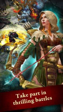 Guild of Heroes: Sihirli Kılıç Android