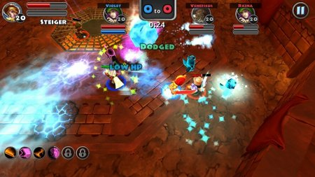 Dungeon Quest Android oyun indir