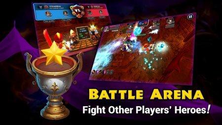 Dungeon Quest APK oyun indir